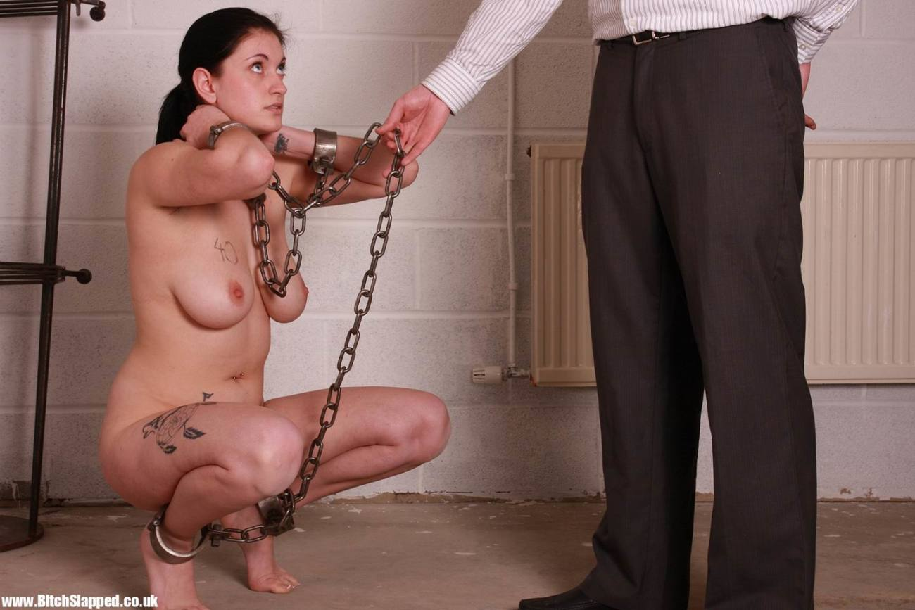 Extreme Sex Disobedient Masturbating Slave Punished And Fucked With A Fat Cock